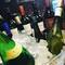 ボトルワインは常時30種類以上ご用意。価格もお手軽に楽しめます