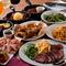 【食べ飲み放題付き】お肉たっぷり♪フレンチを極めたシェフが監修する、お肉メニューの数々をご堪能!