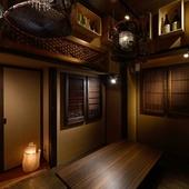 「長崎部屋」は、接待などにぴったりの個室です
