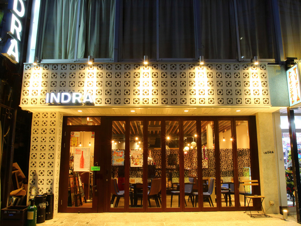 インドラの外観写真