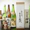 店主厳選の日本酒が充実 料理に合ったオススメも教えてくれる