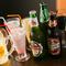 スナック系の料理やお酒の種類も充実