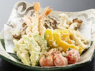 納得のいく、食感と味をめざし試行錯誤する『天ぷら』