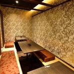 大切なお客様をおもてなし、日本を代表する料理「天婦羅」