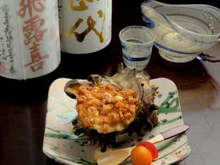 旬の魚介も楽しめる風味豊かな『和風クリームコロッケ』