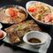 『冷麺』や『チゲ』、『キムチ』など一品料理も充実