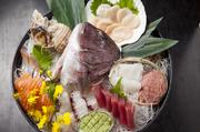 季節ごとの味を心ゆくまで堪能できます。(3~4人前) 通常3,800円 → 半額1,900円 !!