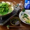 北海道にこだわった三種の鍋料理をご用意!!