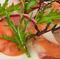新鮮な魚を使った『鮮魚のカルパッチョ』