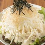 メニューには、地産地消を目指し、地元湘南地区で栽培された鎌倉野菜を使用。太陽をいっぱいに浴びて元気に育った野菜は、味・コク・香りともに濃厚。野菜本来の味わいを楽しむことが出来ます。