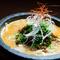 胡麻の香りとマイルドな辛さが絶品『とんこつタンタン麺』