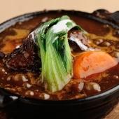 阿波牛スネ肉のトロトロ煮