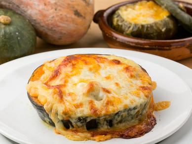 グラスフェッドのスカルモッツァ・チーズがたまらない!『三良坂フロマージュのグラタン』