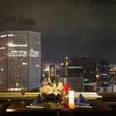 夜景を眺めながらロマンチックな夜を過ごしてはいかが