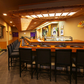 女性のおひとりさまも多い 入りやすいカウンター寿司屋