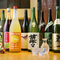 九州産の梅酒がズラリとあります
