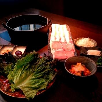 飲み放題付き 国産豚ロース食べ放題コース 4000円