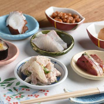 酒肴懐石(しゅこうかいせき)
