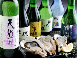 鳥羽浦村カキ 海鮮料理 かき小屋さとや(テラス席あり、三重県)の画像
