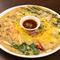 韓国の家庭的な味を再現した『海鮮チヂミ』