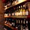 フランスワインの品揃えが豊富で、お料理と合わせて楽しめます