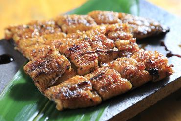 先代の味と焼き加減を守り続けるかば焼き『松』