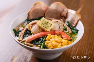 函館麺厨房あじさい 新千歳空港店の料理・店内の画像1