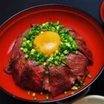 【寿司屋なのに!】酢飯の!炙り和牛ランチ丼