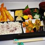 天ぷらランチセット