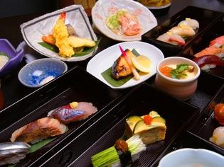 浅草すし賢のお寿司をご堪能いただける『すし好みコース』