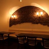 大人のデートにぴったり、隠れ家的イタリアンレストラン