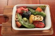 尾道の野菜をメインに 尾道を食べるならこれ!