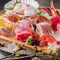市場直送の鮮魚や銘柄肉、旬の有機野菜を使用した料理