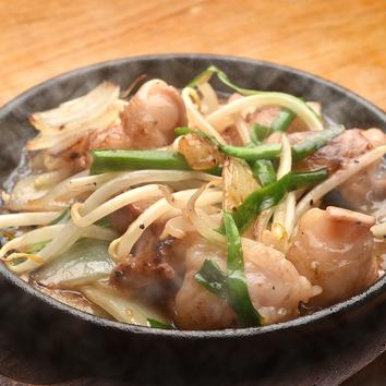 ちゃんこ鍋に刺身盛など全9品『米助ちゃんこ鍋コース』3H飲放付