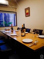 アラカルトはランチ、ディナー共に対応できます!ワインと共に季節の料理をお愉しみ下さい。お薦めですよ!