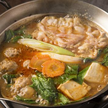 慶満鍋セット