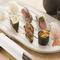 博多の地魚をメインに新鮮なネタを多数揃えています
