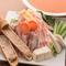 ピリ辛特製スープと極薄豚肉の旨みが染みた『慶州鍋』(1人前)