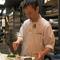 店長考案! 東京中目黒店のお通しは旬素材の『茶碗蒸し』