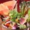 「野菜ソムリエ協会認定レストラン」です