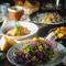大人気の美桜鶏のロースト×濃厚トマトチーズフォンデュコース【お料理のみ】3,500円