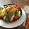 野菜そのものの味が堪能できる『有機野菜のオーブン焼き』