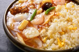 小樽あんかけ処 とろり庵の料理・店内の画像1