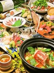 11月、12月限定!歓送迎会にいかがですか?ご宴会に人気の土鍋ご飯がメインのほたる自慢のコース!