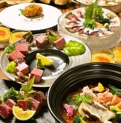 当店の真心こめた贅沢な料理で豪華なひとときをお楽しみ下さい。2時間飲み放題付きで、接待などに最適です