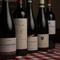 フレンチに欠かせない、ワインも種類豊富にラインアップ