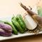 火を加えることで甘さや味わいが引き立つ全国各地の新鮮野菜