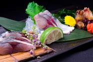 新鮮な風味で、鯖が苦手な人でもやみつきになる『真サバ三昧』