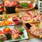 グループや宴会におすすめなコース料理も要チェック!