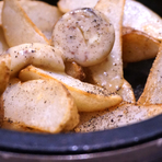 石焼アンチョビポテト